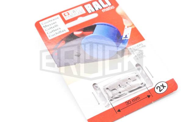 Original RALI Ersatzmesser für RALIMATIC